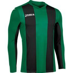 Voorvertoning: Joma Pisa Voetbalshirt Lange Mouw - Groen / Zwart