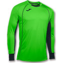 Joma Protect Keepershirt Lange Mouw Heren - Fluo Groen / Zwart