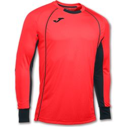 Joma Protect Keepershirt Lange Mouw Heren - Coral Fluor