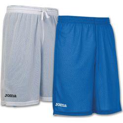 Joma Rookie Reversible Short Heren - Royal / Wit