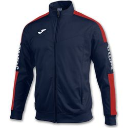 Joma Champion IV Polyestervest Heren - Marine / Rood