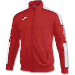 Joma Championship IV Veste Polyester Hommes - Rouge / Blanc