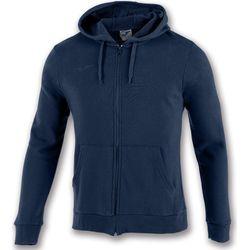 Joma Argos II Sweater Met Rits Kinderen - Marine