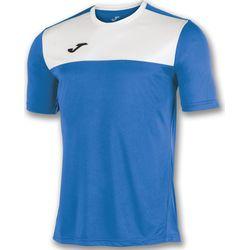 Joma Winner Shirt Korte Mouw - Royal / Wit