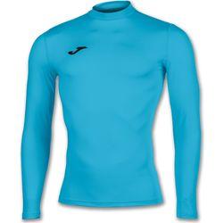 Joma Academy Shirt Opstaande Kraag Kinderen - Fluor Turquoise