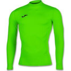 Joma Academy Shirt Opstaande Kraag Kinderen - Fluo Groen
