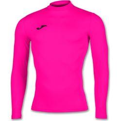 Joma Academy Shirt Opstaande Kraag - Fluo Roze