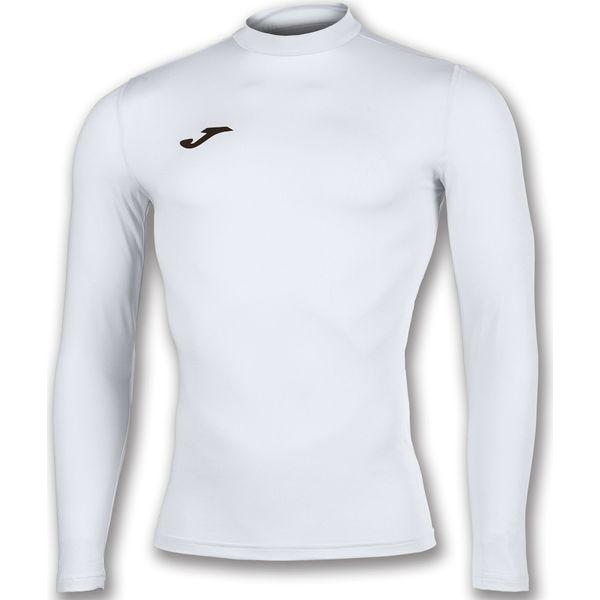 Joma Academy Shirt Opstaande Kraag Kinderen - Wit