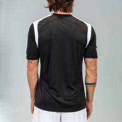 Voorvertoning: Joma Champion V Shirt Korte Mouw Heren - Zwart / Wit