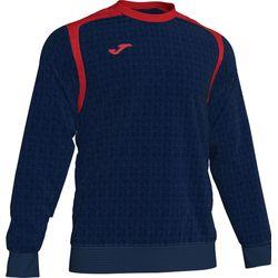Joma Champion V Sweater Heren - Donker Navy / Rood
