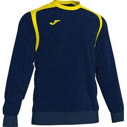 Joma Champion V Sweater Heren - Donker Navy / Geel
