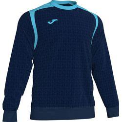 Joma Champion V Sweater - Donker Navy / Fluor Turquoise