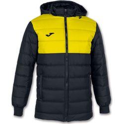 Joma Urban II Coach Jacket Kinderen - Zwart / Geel