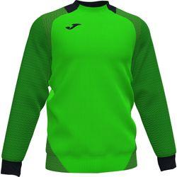 Joma Essential II Sweater Heren - Fluo Groen / Zwart