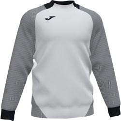 Joma Essential II Sweater Kinderen - Wit / Zwart