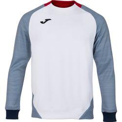 Joma Essential II Sweater Heren - Wit / Rood / Marine