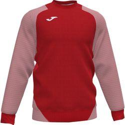 Joma Essential II Sweater Kinderen - Rood / Wit