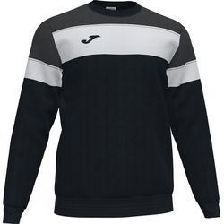 Joma Crew IV Sweater Kinderen - Zwart / Antraciet / Wit