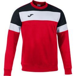 Joma Crew IV Sweater Heren - Rood / Zwart / Wit