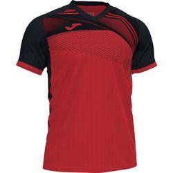 Joma Supernova Ii T-Shirt - Rood / Zwart