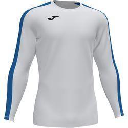 Joma Academy III Voetbalshirt Lange Mouw - Wit / Royal