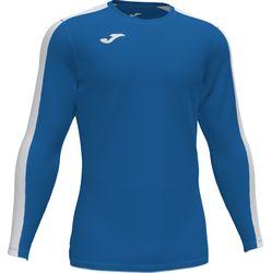 Joma Academy III Voetbalshirt Lange Mouw Heren - Royal / Wit