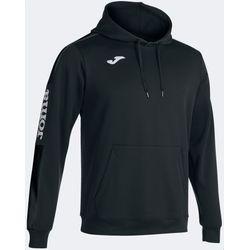 Joma Championship IV Sweater Met Kap Heren - Zwart