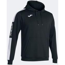 Joma Championship IV Sweater Met Kap Heren - Zwart / Wit