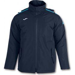 Joma Trivor Veste Coach Hommes - Marine / Fluor Turquoise