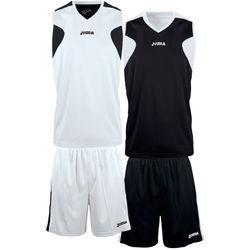 Joma Set De Basketball Réversible Hommes - Blanc / Noir