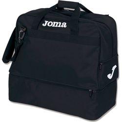 Joma Training III (Medium) Sac De Sport Avec Compartiment Inférieur - Noir