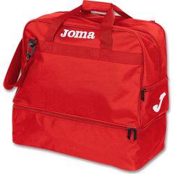 Joma Training III (Large) Sporttas Met Bodemvak - Rood