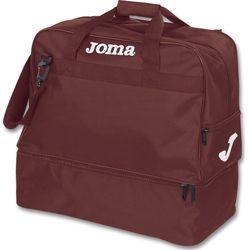 Joma Training III (X-Large) Sporttas Met Bodemvak - Bordeaux