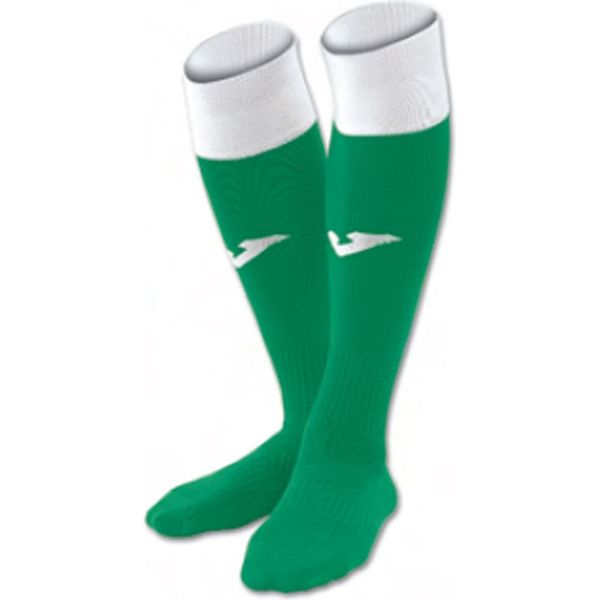 Joma Calcio 24 Voetbalkousen - Green Medium / Wit