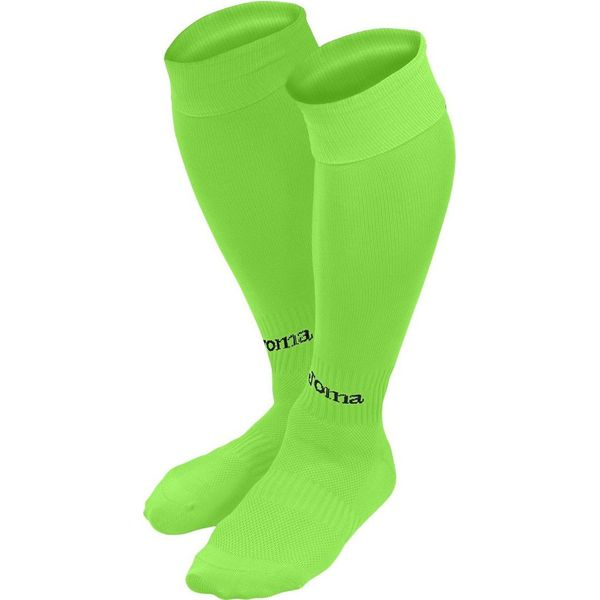 Joma Classic 2 Chaussettes De Football - Lime