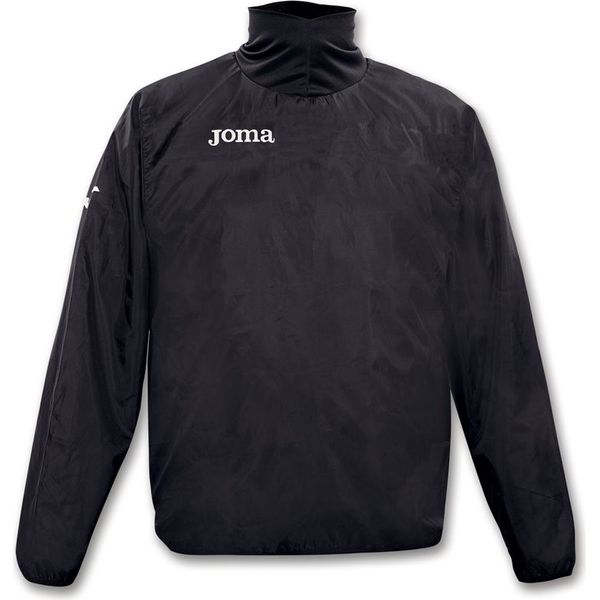 Joma Alaska Windbreaker Kinderen - Zwart