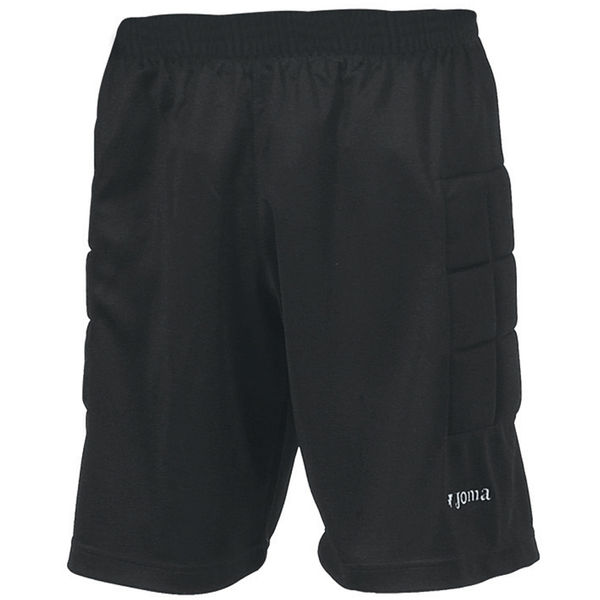 Joma Protect Keepershort Heren - Zwart