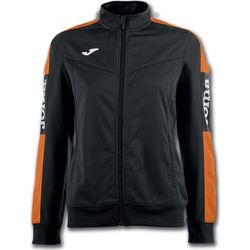 Joma Champion IV Veste Polyester Femmes - Noir / Orange