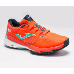 Joma Slam Chaussures De Padel Hommes - Orange Fluo