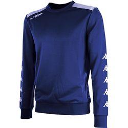 Kappa Saguedo Trainingssweater - Marine / Wit