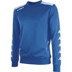 Kappa Saguedo Trainingssweater - Royal / Wit