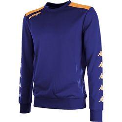 Kappa Saguedo Trainingssweater - Marine / Fluo Oranje