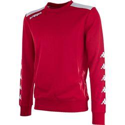 Kappa Saguedo Trainingssweater - Rood / Wit