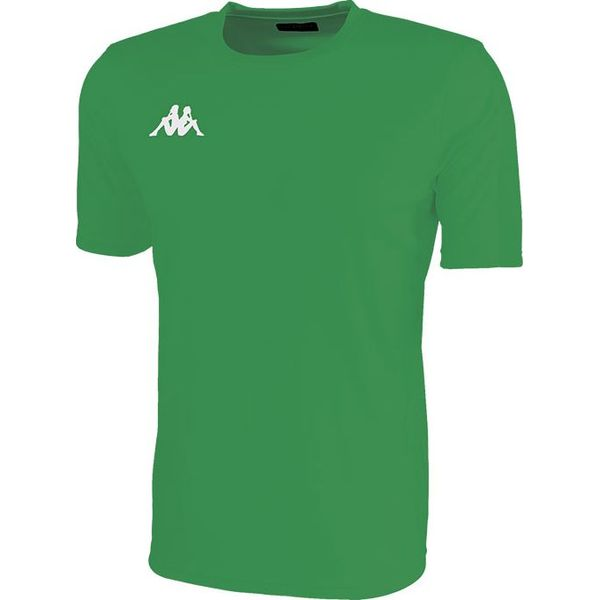 Kappa Rovigo Shirt Korte Mouw - Groen