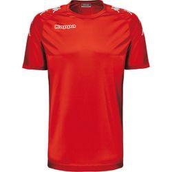 Kappa Castolo Shirt Korte Mouw Kinderen - Rood