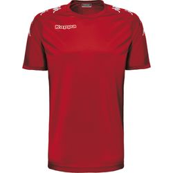Kappa Castolo Shirt Korte Mouw Heren - Bordeaux