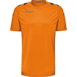 Kappa Castolo Shirt Korte Mouw Kinderen - Oranje