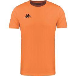 Kappa Meleto T-Shirt Heren - Oranje