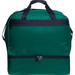 Kappa Hardbase (X-Large) Sac De Sport Avec Compartiment Inférieur - Vert