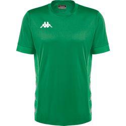 Kappa Dervio Shirt Korte Mouw Heren - Groen